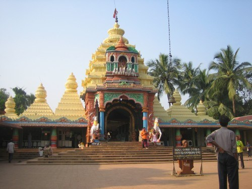 Article  Tourist Places in Keonjhar