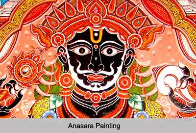 aanasara festival of lord jagannath Puri
