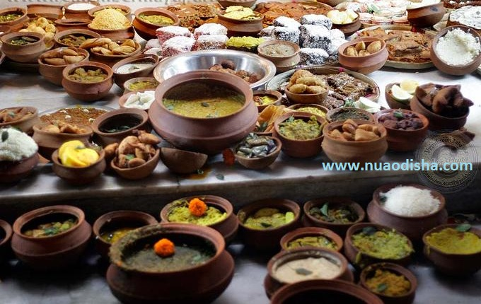 Mahaprasad - Chhapan Bhog Of Puri Lord Shree Jagannath