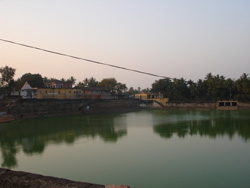Markandeya Tank Pond- Pancha Tirtha of Puri, Odisha