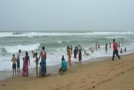 Puri Seabeach, Puri, Odisha