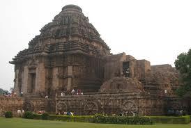 Konark Temple, Puri, Odisha
