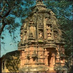 Sashisena Temple,Sonpur,Odisha