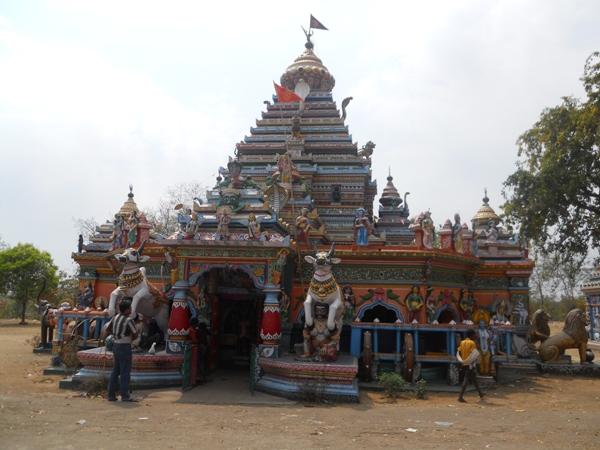 Sukha Mahadev Temple,,Sundergarh,Odisha