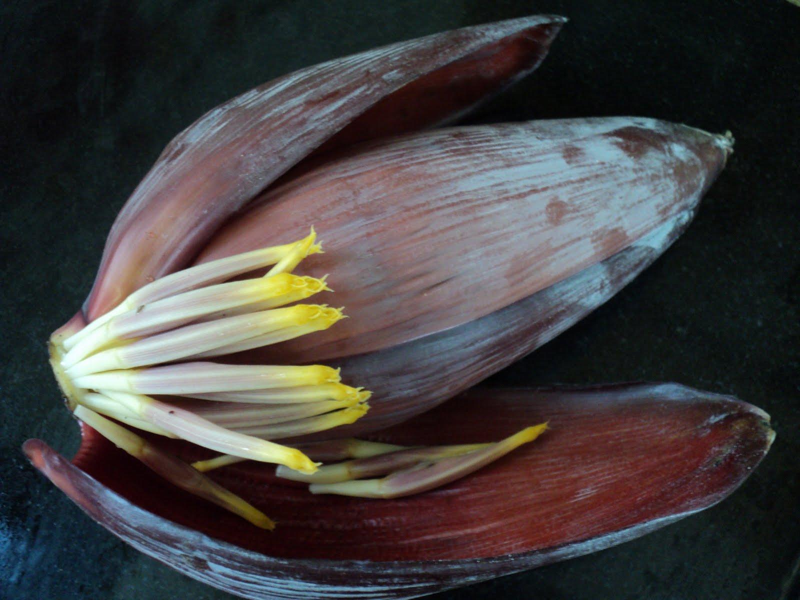 Kadali Bhanda Raee Banana Flower Curry Oriya Odia Recipe Curry Tarakari