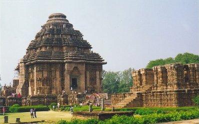 Famous Temples of Odisha, Odisha Temples, Hindu Temples in Odisha