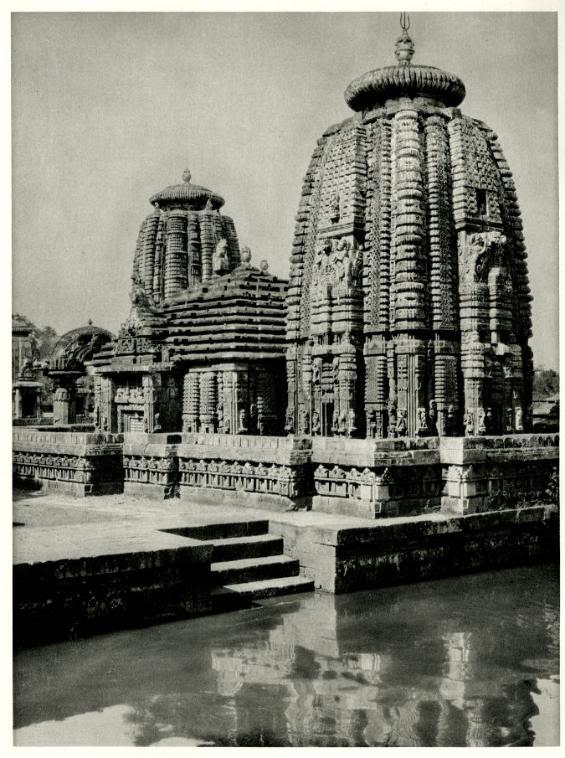 Rare images of ancient odisha orissa old puri temple for Architecture design for home in odisha