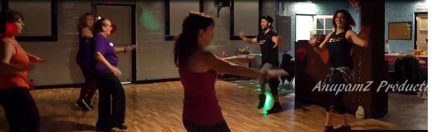 Americans Dancing on Damera Rabi Dela Lo Kau Kau Song-2018