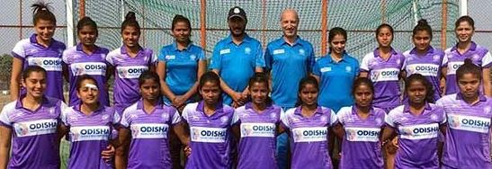 Four Odia Players in Indian Junior Womens Hockey Team for France-2019