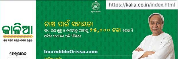 KALIA Scheme in Odisha Check List of Beneficiary Names Online-2019