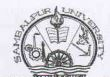 Curator (History) Openings in Sambalpur University-Dec-2016