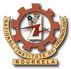 Vacancy at NIT-Rourkela January-2020