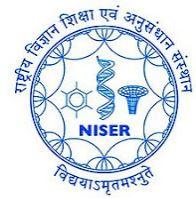 Job Openings in NISER, BBSR-Dec-2018