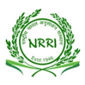 Walk-in at ICAR-NRRI Sep-2021