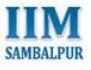 Job Openings in Indian IIM Sambalpur-Nov-2017