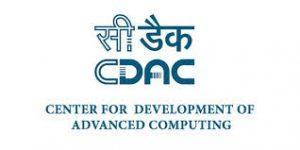 Recruitment at C-DAC August-2020