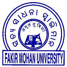 Recruitment for Fakir-Mohan-University May-2020