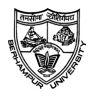 Job Openings in Berhampur University, Odisha-May-2018