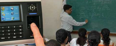 Odisha Biometric Attendance System in Colleges and Universities-2018