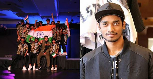 Odisha Boy Wins Gold Medal at Dance World Cup in Canada-2017