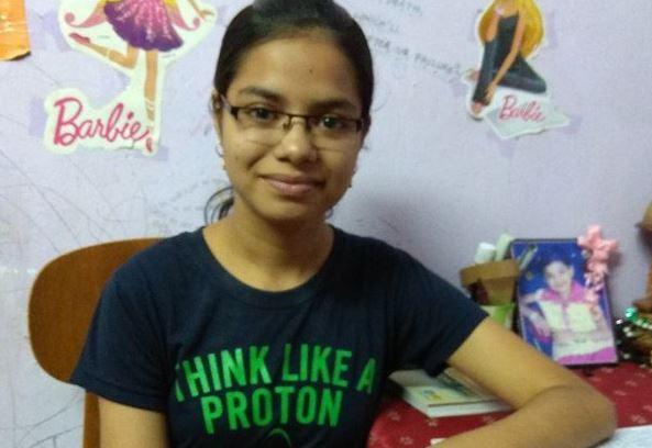Odisha girl Anindita Suara Wins International Poetry Competition-2017