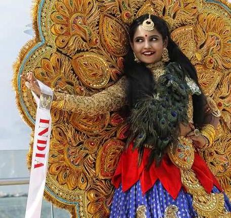 Odisha girl Lavanya wins Miss Teen Universe 2018