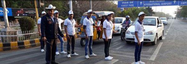 Student Traffic Volunteer Scheme in Odisha-2018