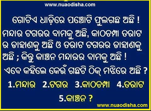 Facebook Odia Questions Images