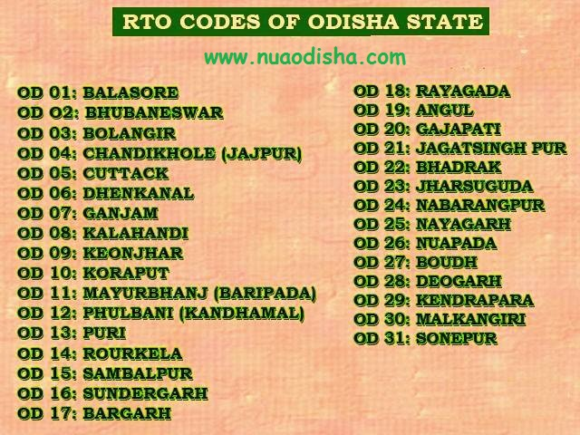 Odisha Learning Licence Apply Appointment Online