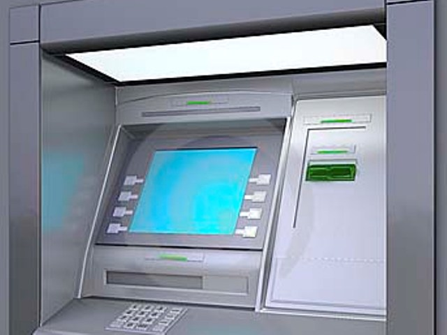 ATM COUNTERS IN ODISHA