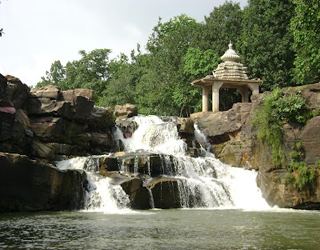 Koilighughar Waterfall